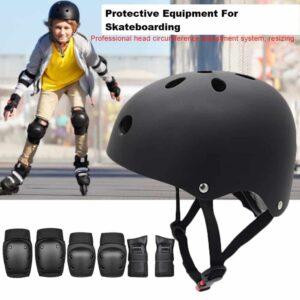 List of protective equipment for skateboarding
