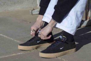shoe wear for skateboard
