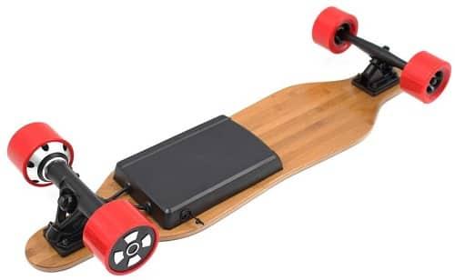 Alouette Phoenix Ryders Electric Skateboard Longboard motor view