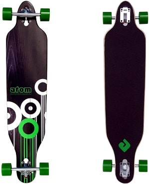 Atom Drop Through – 41 Inch longboard