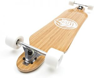 The-White-Wave-Bamboo-longboard-Pintail-Review