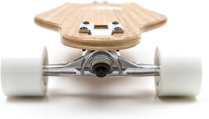 The-White-Wave-Bamboo-longboard-Pintail-Review-structure