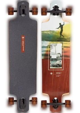 arbor-dropcruiser-complete longboard